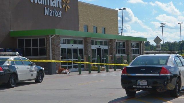 Suspect, Killed After Taking Toddler Hostage, Stayed At OKC Mission