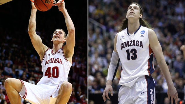 Thunder's Potential Draft Picks: Cody Zeller, Kelly Olynyk