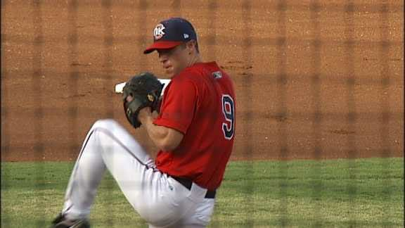 RedHawks Fall To Isotopes