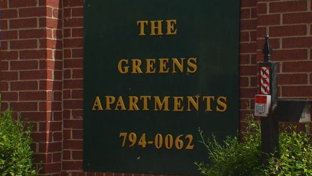 Residents At Moore Apartment Complex Forced Out By Management