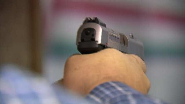Background Checks At OK Gun Shows? Some Say 'Yes'