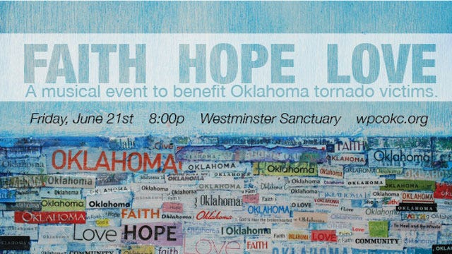 Benefit Concert And Art Auction To Aid Tornado Recovery Effort June 21