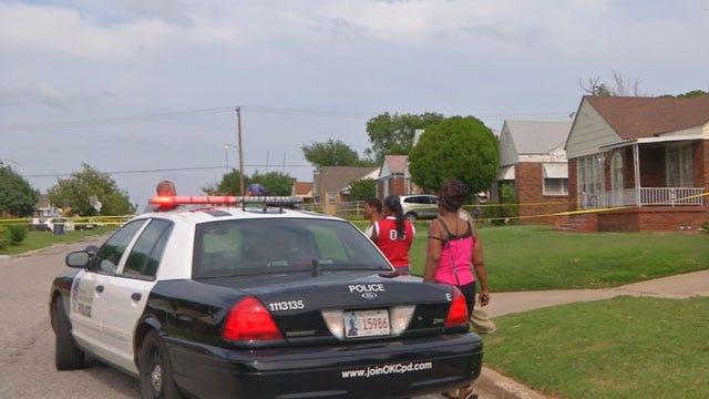 Police Identify Officer Involved, Victim In NE OKC Shooting
