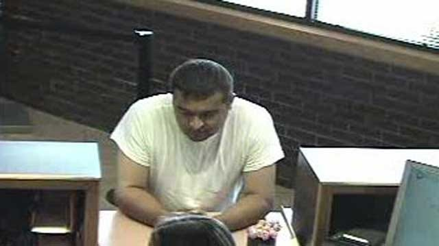 Suspect In South OKC Bank Robbery Arrested In Front Of Bank