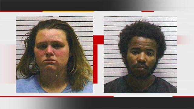 Elk City Couple Arrested After Severe Case Of Child Abuse