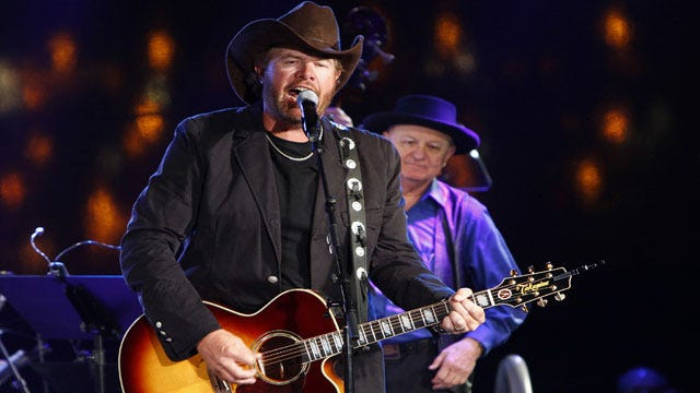 Toby Keith Tornado Relief Concert Sold Out