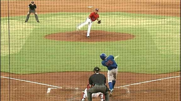 Omaha Tops RedHawks In Another Tight Contest