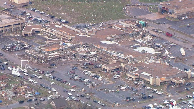 Remembrance Ceremony For Moore Medical Center Set For Tuesday