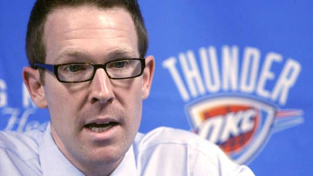 Dean's Blog: Thunder's Chances Of Moving To No. 1 Unlikely But Intriguing