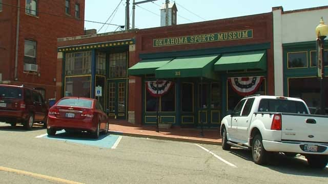 Territorial Capital Sports Museum Remains Open