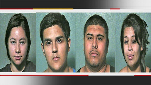 OK County Deputies Find 162 Pounds Of Pot During Traffic Stop