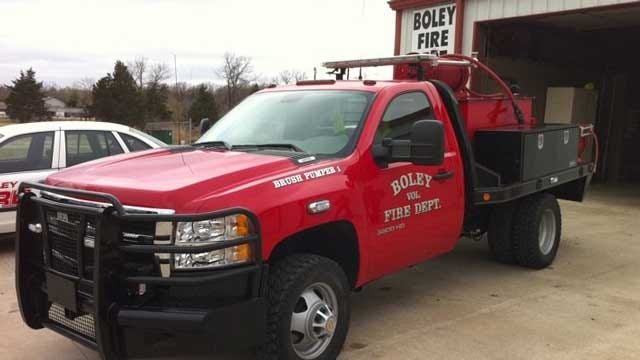 Police Capture Inmate Who Escaped In Stolen Boley Fire Truck