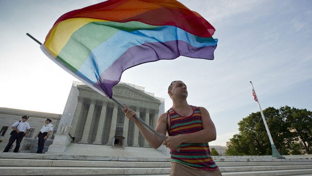 Supreme Court Strikes Down Defense Of Marriage Act, Dismisses Prop. 8 Case