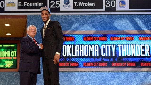 Draft Day Is Here: Who Will The Thunder Take?