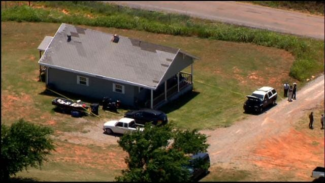One Person In Custody For Grady County Homicide