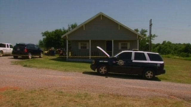 Sheriff: Cousin Urged Grady County Murder Suspect To Call 911