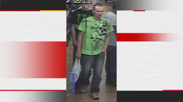 Shoplifting Suspect Pulls Knife On OKC Walmart Security Officers