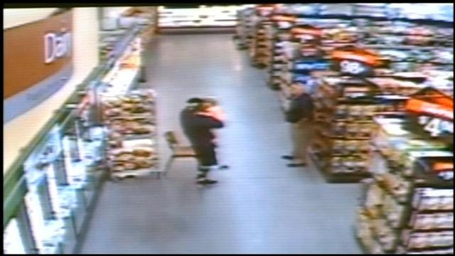 MWC Police Release Frightening Video Of Man Who Held Toddler Hostage