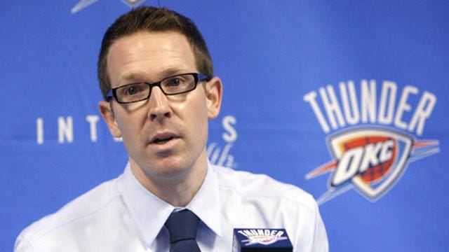 Thunder Avoids Current Issues, Continues To Secure Future With Draft