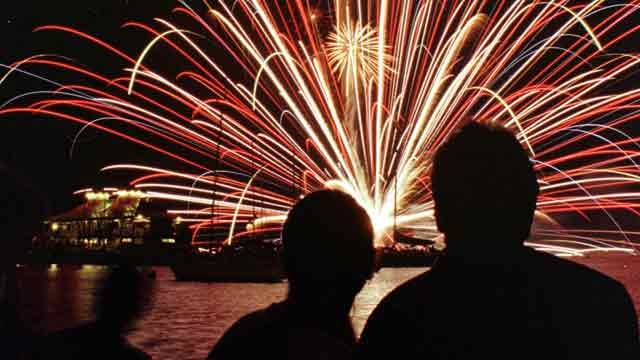 Fireworks Shows, Events Planned In Central Oklahoma