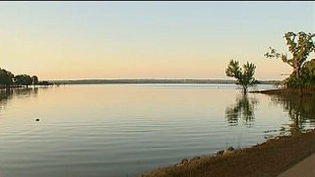 Edmond Officials: Arcadia Lake Closed Indefinitely Due To Flooding
