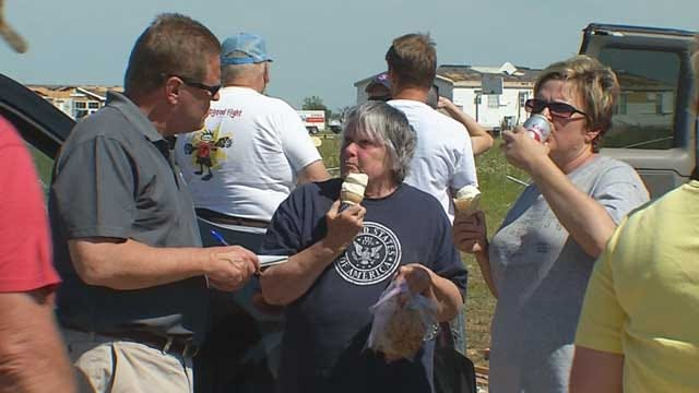 Kansas City Group Brings Sweet Relief To OK Tornado Victims