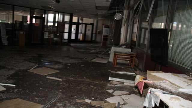 OCCC Closes Campus Due To Storm Damage