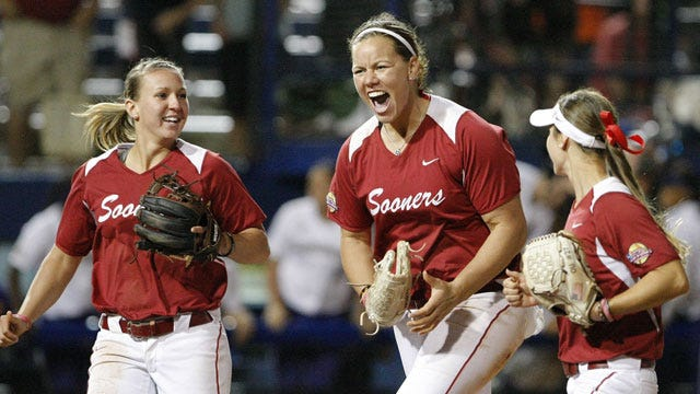 Ricketts Time: Player Of The Year Leads Sooners To Championship Series