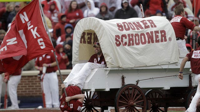 Kickoff Times Set For Four OU Football Games