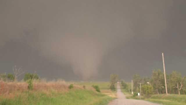 National Weather Service Upgrades El Reno Tornado To EF-5