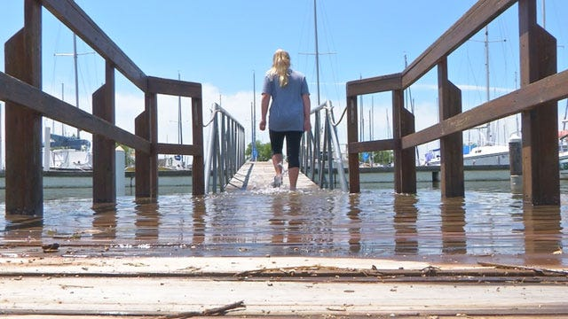 Lake Goers Hope Recent Rains Will Cut Down Water Restrictions