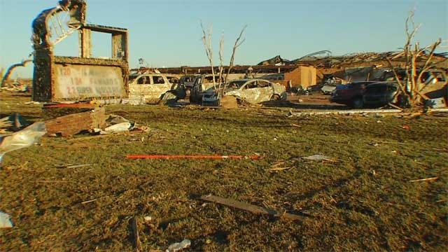 56 Oklahoma Schools Damaged, Destroyed In Recent Severe Weather