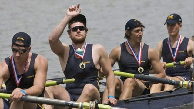 Teammates Honor Memory Of Slain US Olympic Rower