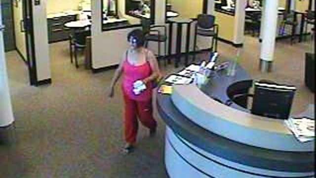 Woman Robs Lawton Bank