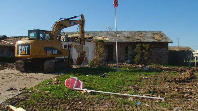 Three Weeks After Deadly Tornado, Progress Made In Moore