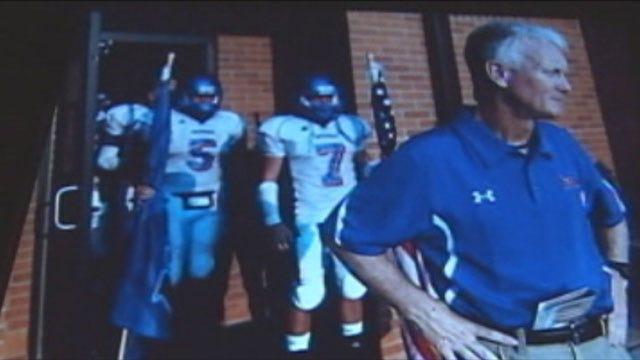 Chandler Football Coach Posthumously Receives Prestigious Award