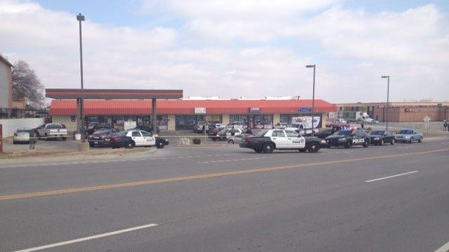 Officer Shoots, Kills Man At NW OKC Gas Station