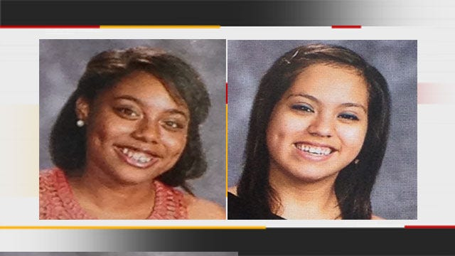 Two OKC High School Teens Killed In Payne County Crash