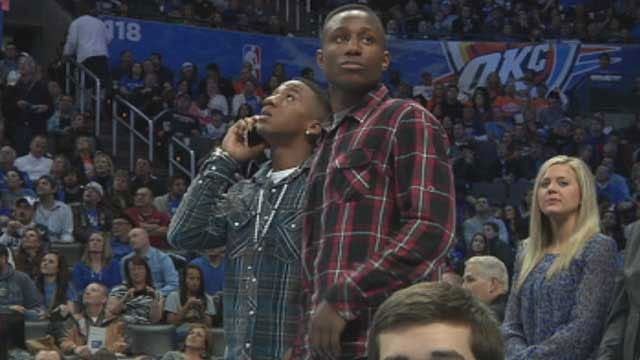 Hugo Guard Who Made Wrong-Basket Buzzer Beater Invited To Thunder Game