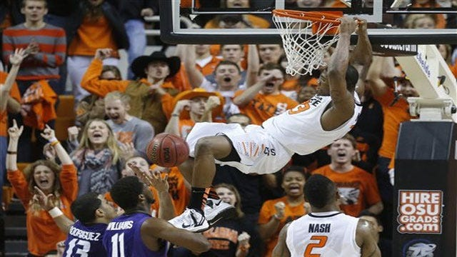 Marcus Smart Wins Big 12 Player Of The Year; Osby First-Team