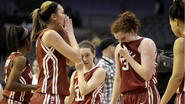 Sooners Blown Out By Cyclones