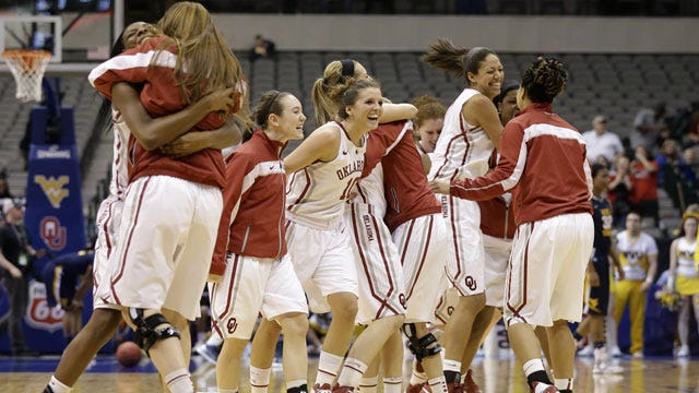 Sooners Stun Mountaineers With 22-Point Second Half Comeback