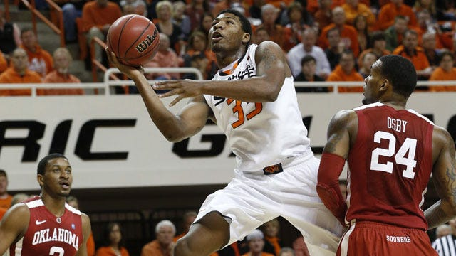 OSU's Smart Named AP Big 12 Player Of The Year