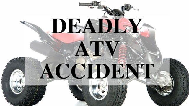 Boy Killed In ATV Crash In Bryan County