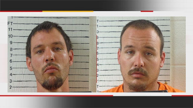 Deputies Arrest Mustang Brothers After Executing Search Warrant For Child Pornography
