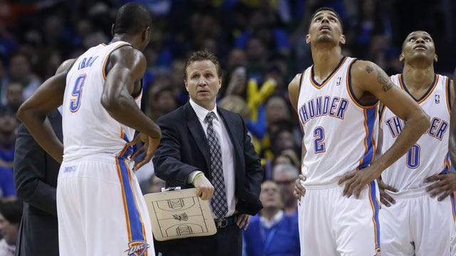 Is Scott Brooks The One Who Can Coach The Thunder To A Title?