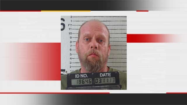 OKC Man Accused Of Soliciting Sex With 14-Year-Old Girl