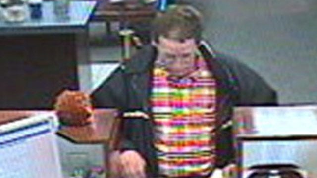 FBI Searches For Ponca City Bank Robber