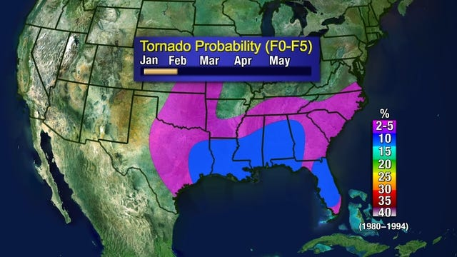 Time To Talk Tornadoes