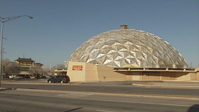Future Of Historic Gold Dome Uncertain